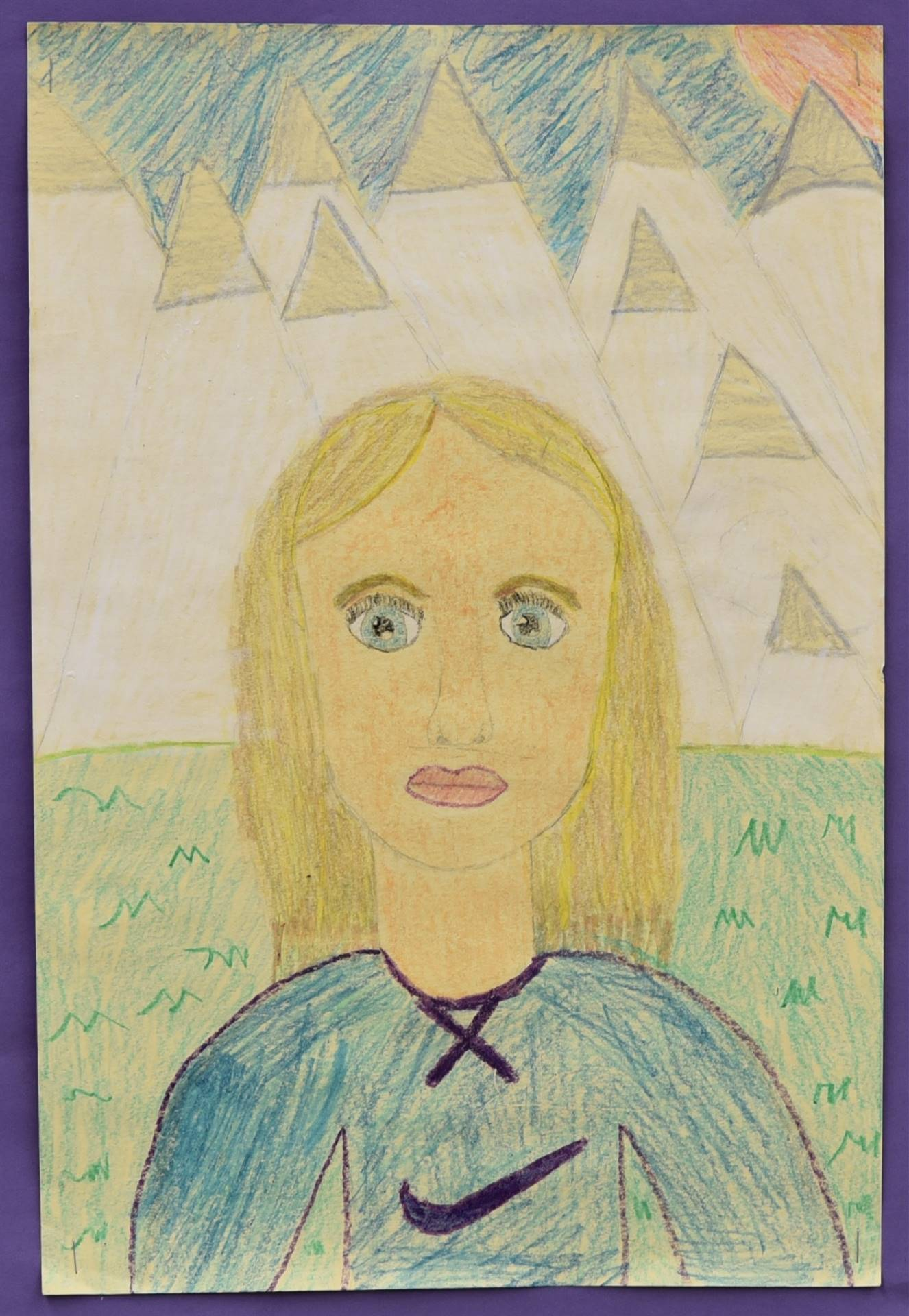 Brecksville-Broadview Hts. Middle School Art Projects 187