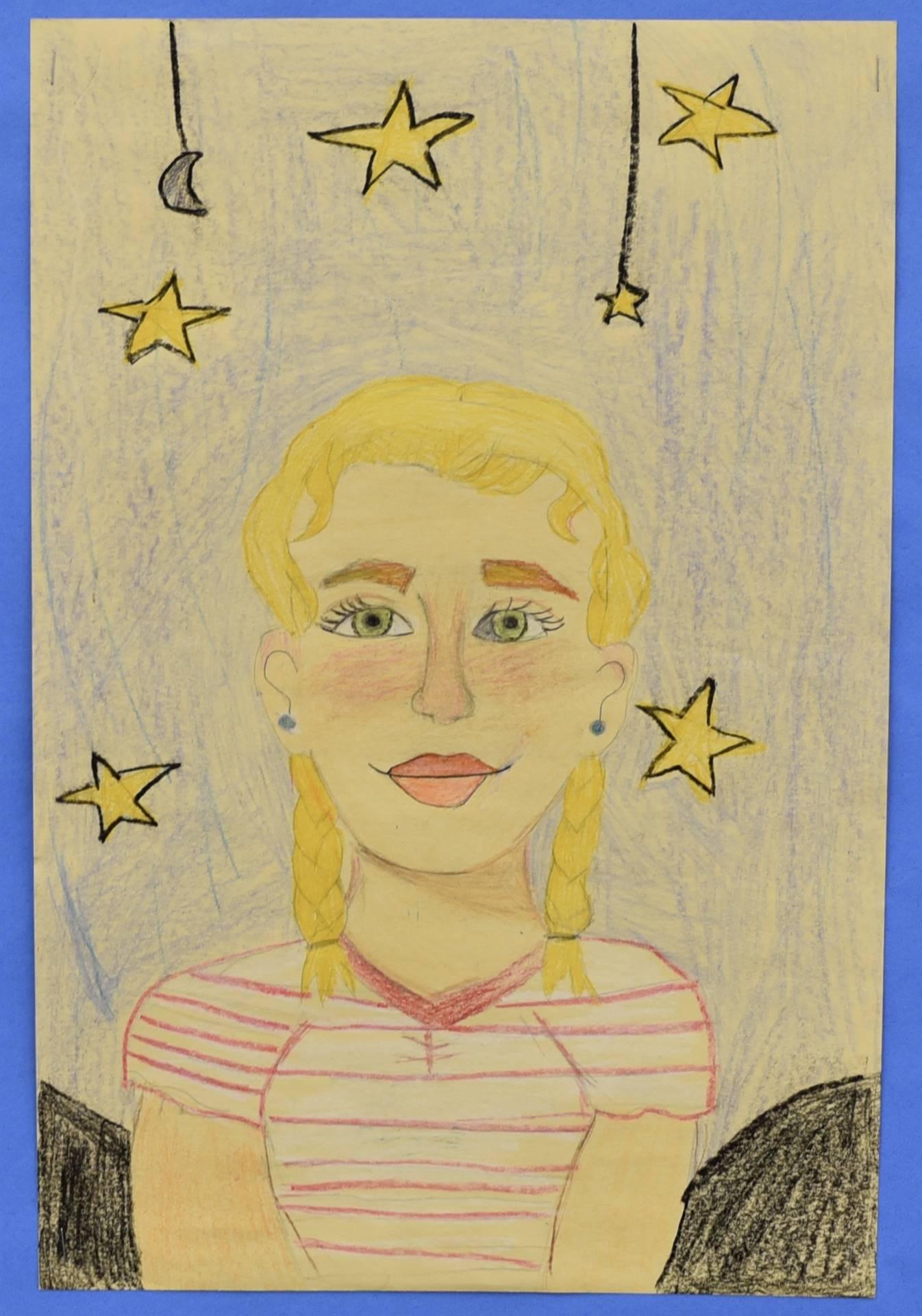 Brecksville-Broadview Hts. Middle School Art Projects 188