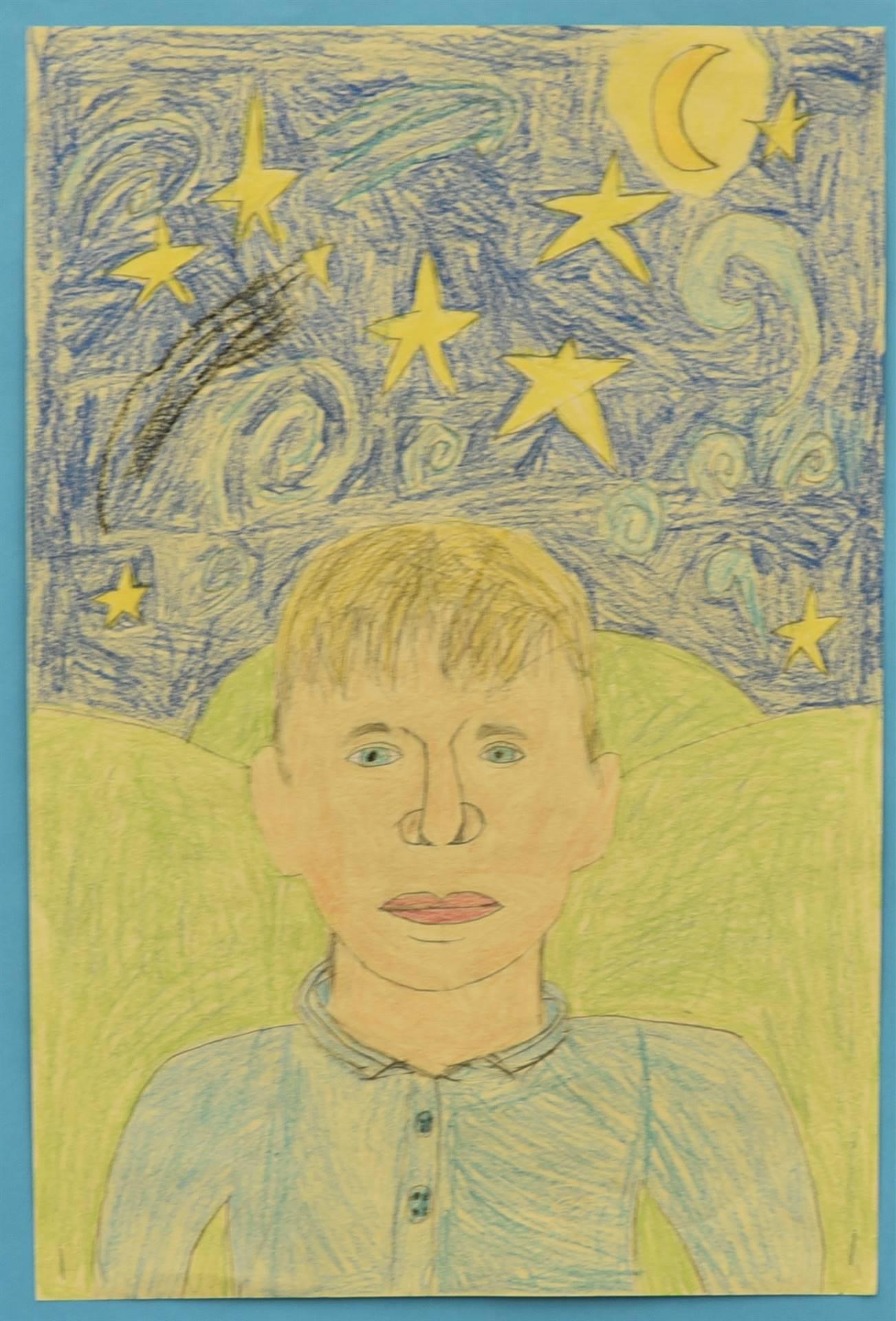 Brecksville-Broadview Hts. Middle School Art Projects 190