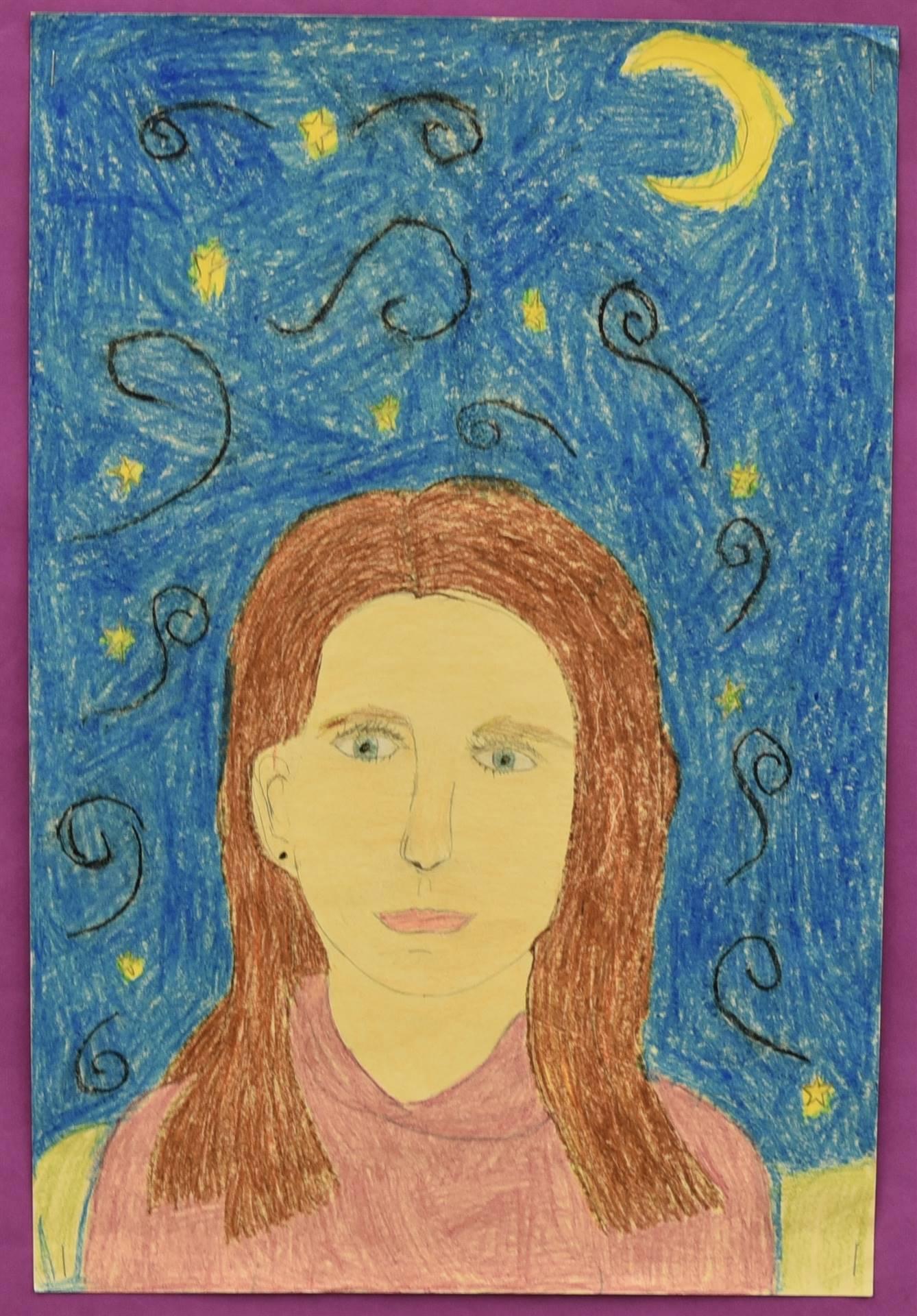 Brecksville-Broadview Hts. Middle School Art Projects 191