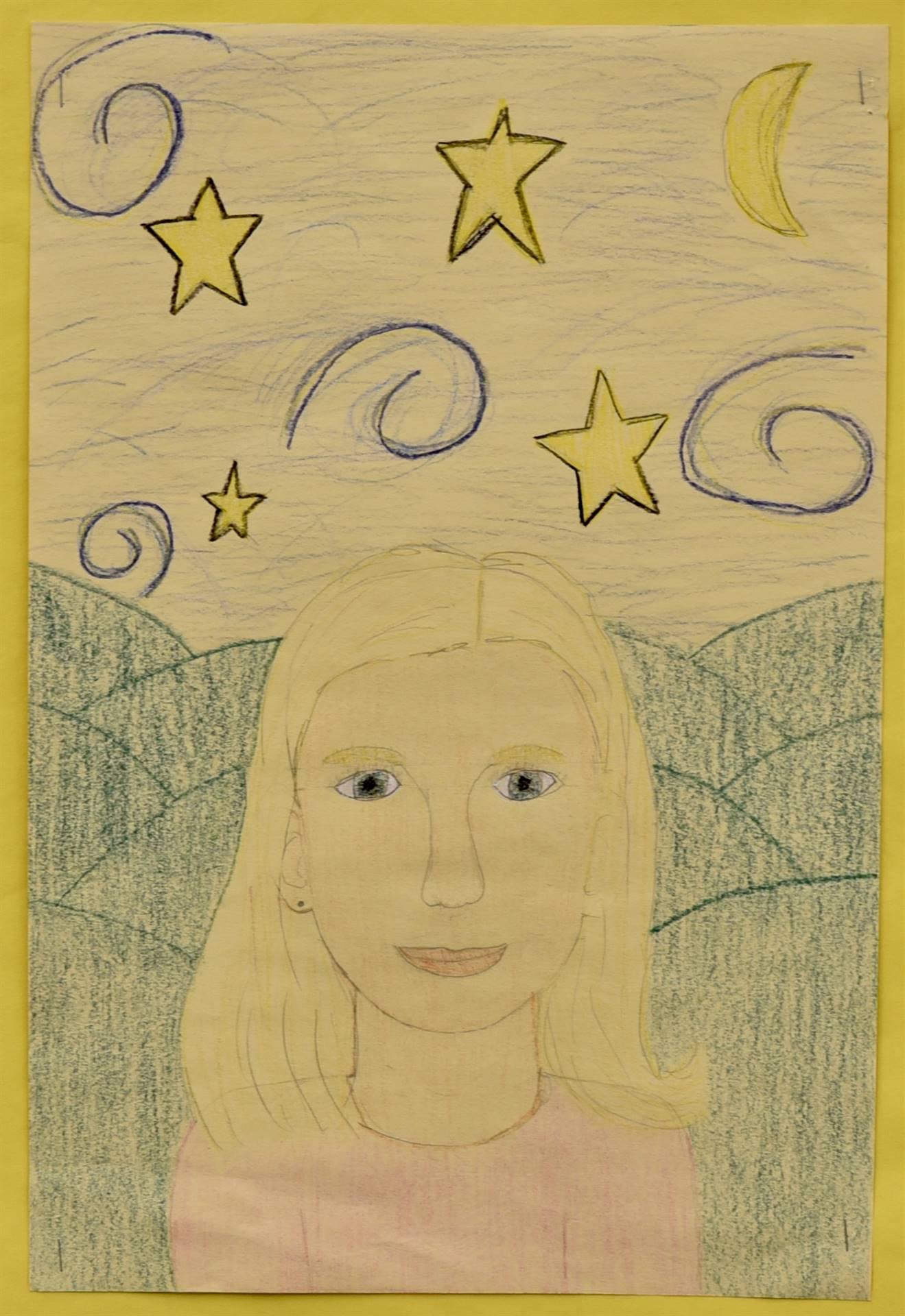 Brecksville-Broadview Hts. Middle School Art Projects 192