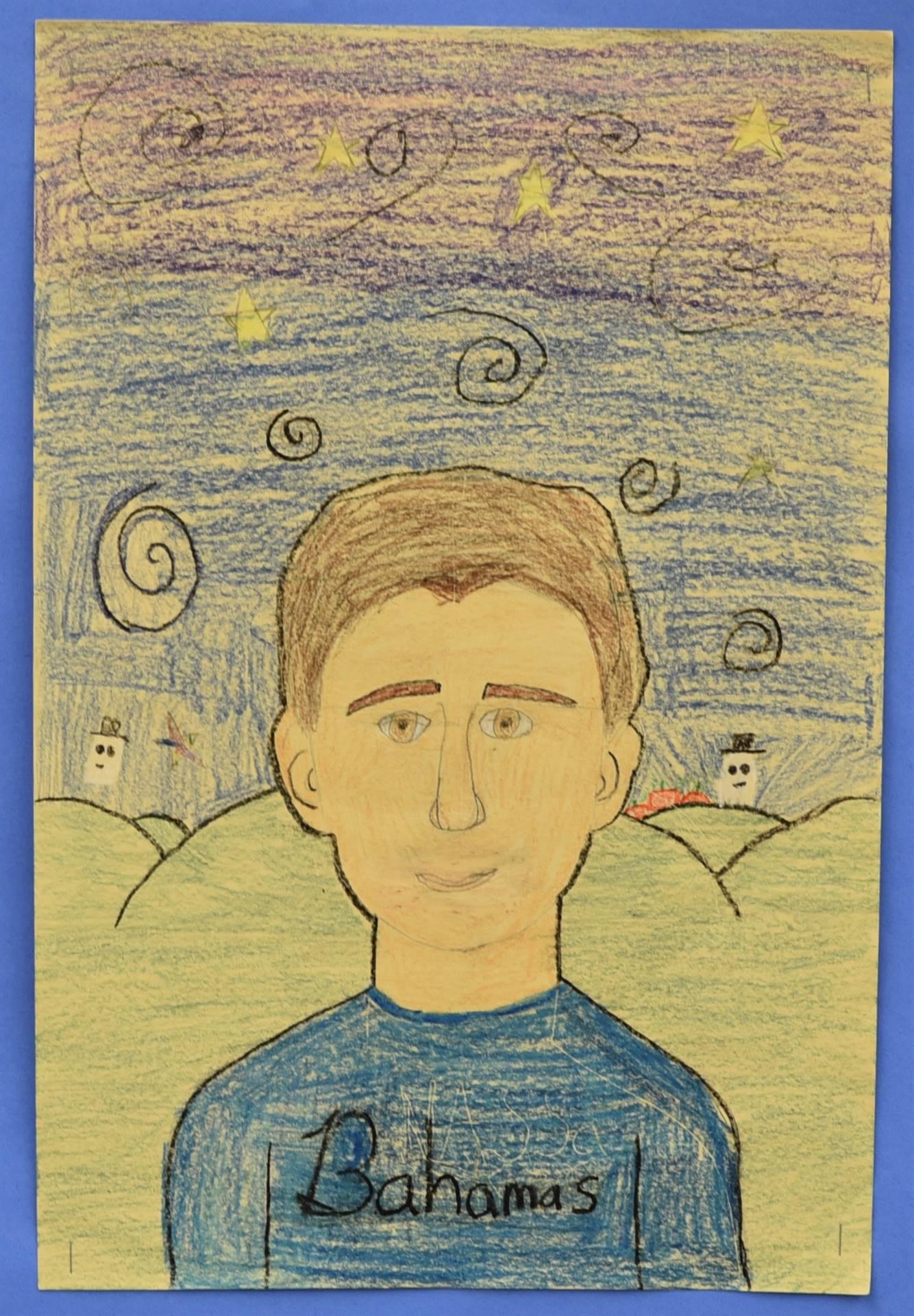 Brecksville-Broadview Hts. Middle School Art Projects 193