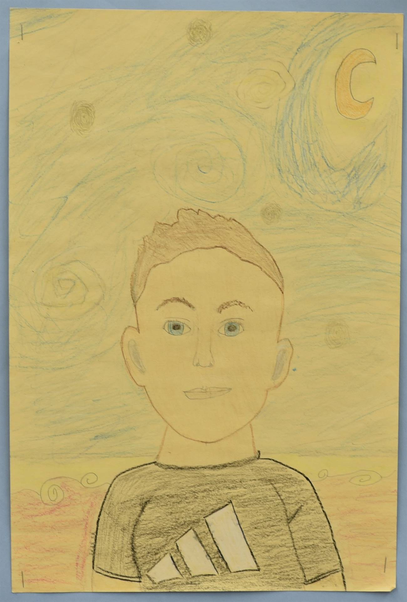 Brecksville-Broadview Hts. Middle School Art Projects 186