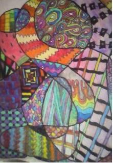Brecksville-Broadview Hts. Middle School Art Projects 194