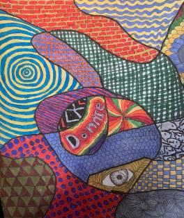 Brecksville-Broadview Hts. Middle School Art Projects 195